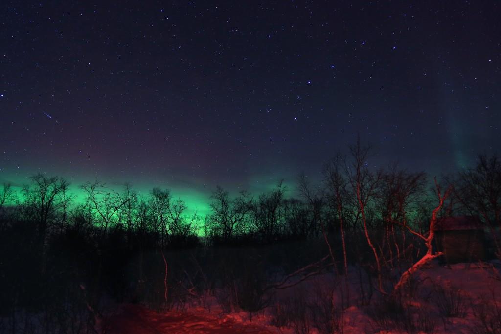 Northern Lights of Abisko, Sweden
