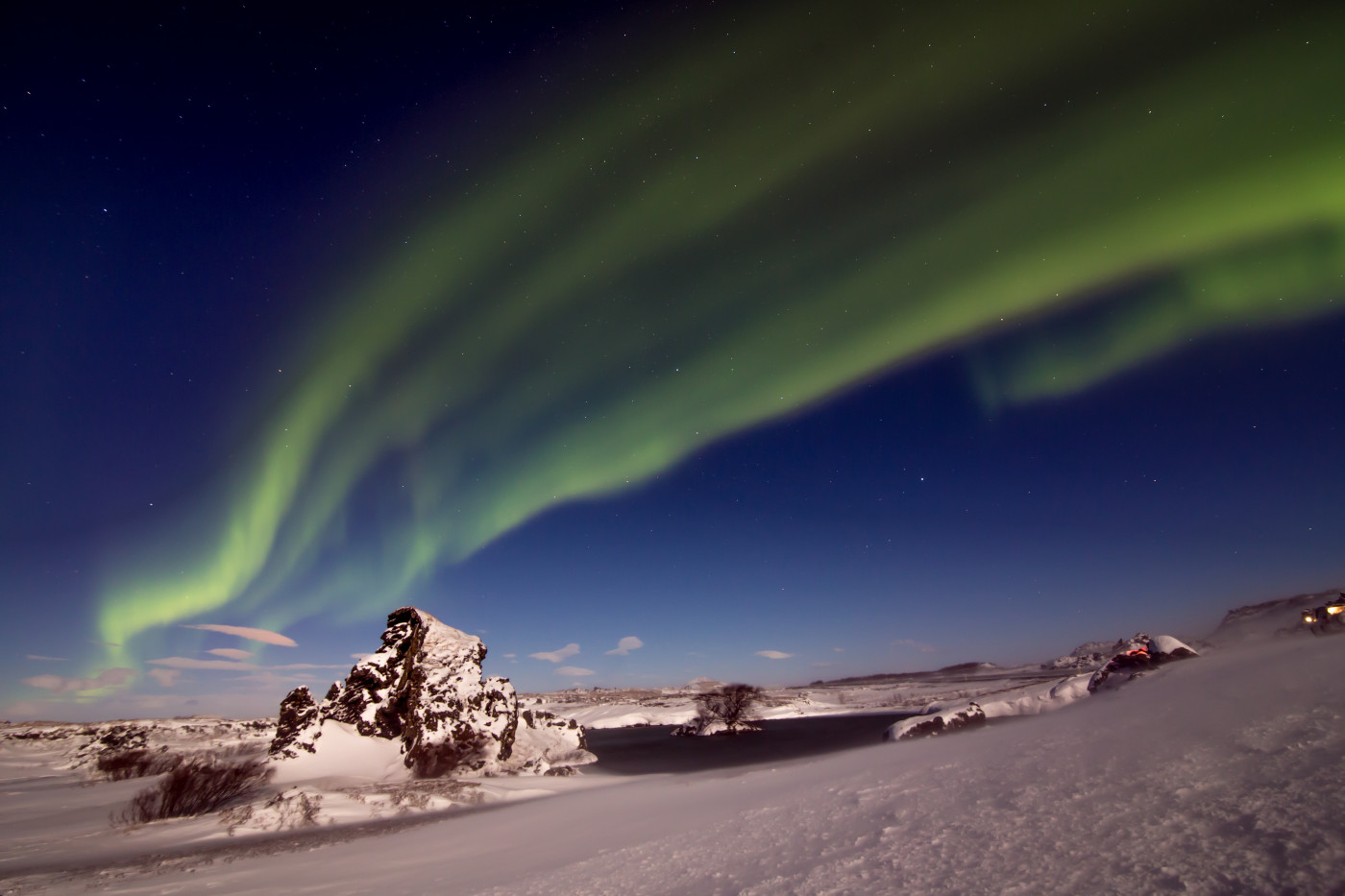 Northern Lights of Iceland